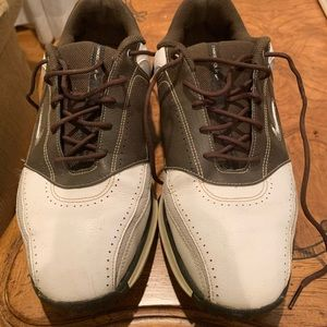 Nike Golf Shoes 336050 Size 9